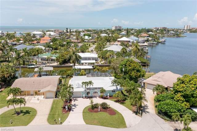 161 Estrellita Drive, Fort Myers Beach, FL 33931 (MLS #221060156) :: Realty One Group Connections