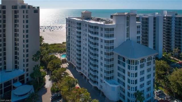 6620 Estero Boulevard #303, Fort Myers Beach, FL 33931 (MLS #221062539) :: The Naples Beach And Homes Team/MVP Realty