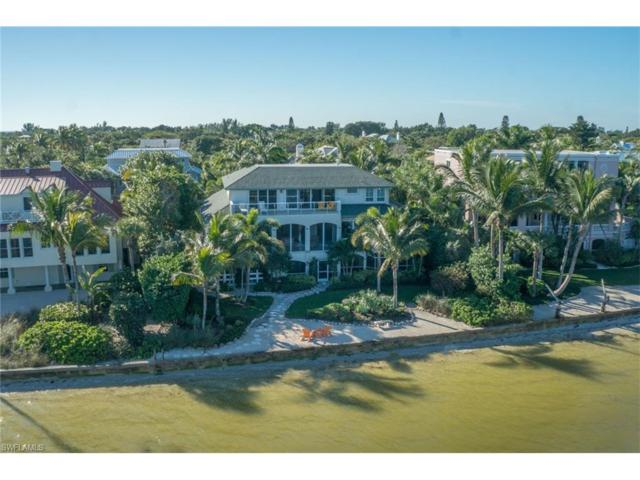 536 Lighthouse Way, Sanibel, FL 33957 (MLS #215058914) :: The New Home Spot, Inc.