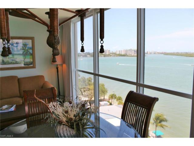8771 Estero Blvd #804, Fort Myers Beach, FL 33931 (#217026290) :: Homes and Land Brokers, Inc