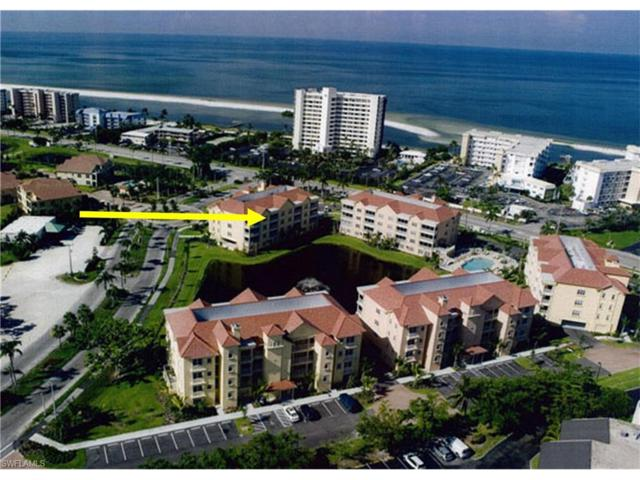 7461 Bella Lago Dr 244 Penthouse, Fort Myers Beach, FL 33931 (MLS #217029504) :: The New Home Spot, Inc.
