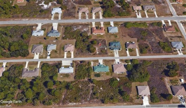 4620 24th St SW, Lehigh Acres, FL 33973 (MLS #217044881) :: The New Home Spot, Inc.