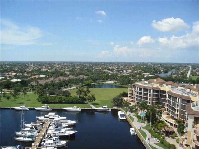 5793 Cape Harbour Dr #1415, Cape Coral, FL 33914 (MLS #217053634) :: The New Home Spot, Inc.