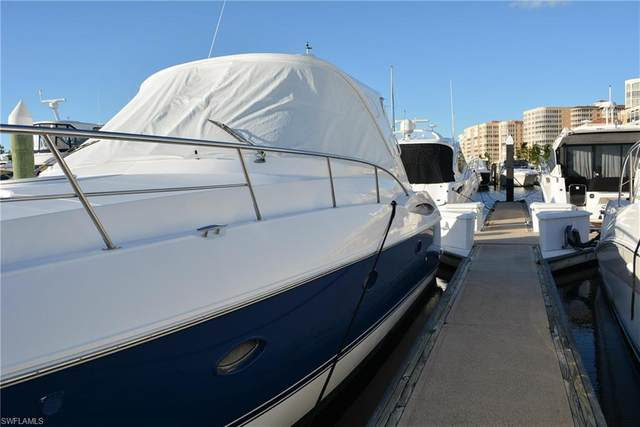 48 Ft. Boat Slip At Gulf Harbour F-22, Fort Myers, FL 33908 (MLS #217065056) :: Domain Realty
