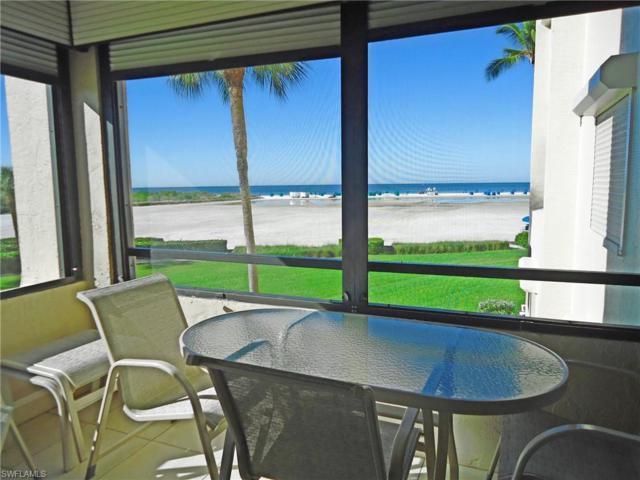 6672 Estero Blvd S A208, Fort Myers Beach, FL 33931 (MLS #218058984) :: RE/MAX DREAM