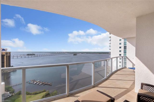 3000 Oasis Grand Blvd #2702, Fort Myers, FL 33916 (MLS #218083913) :: The Naples Beach And Homes Team/MVP Realty