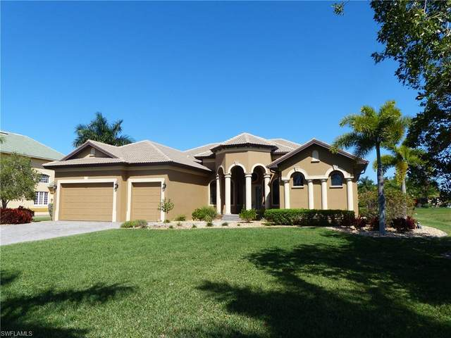 813 W Cape Estates Circle, Cape Coral, FL 33993 (MLS #219029126) :: Clausen Properties, Inc.