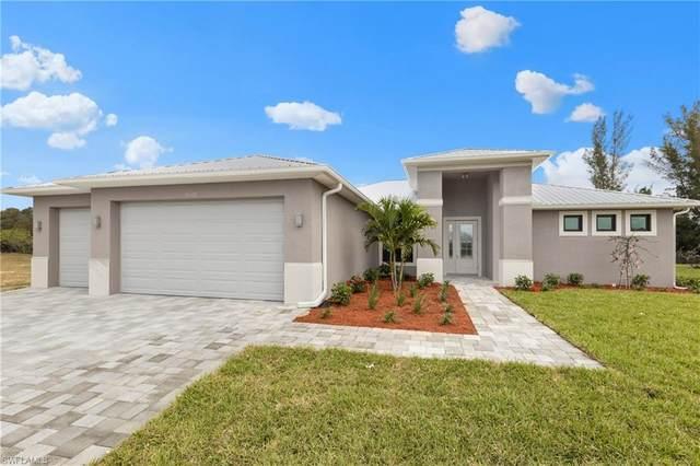 3805 Kismet Lakes Lane, Cape Coral, FL 33993 (MLS #219080011) :: Florida Homestar Team