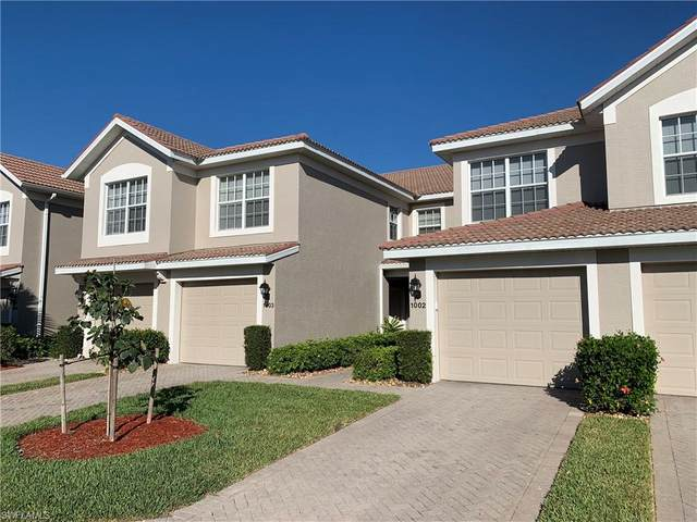 11017 Mill Creek Way #1003, Fort Myers, FL 33913 (#220005496) :: Caine Premier Properties
