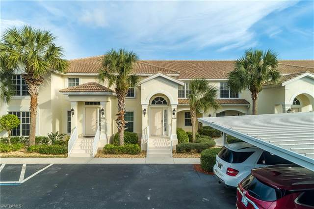 10115 Colonial Country Club Boulevard #2108, Fort Myers, FL 33913 (#220009997) :: The Dellatorè Real Estate Group