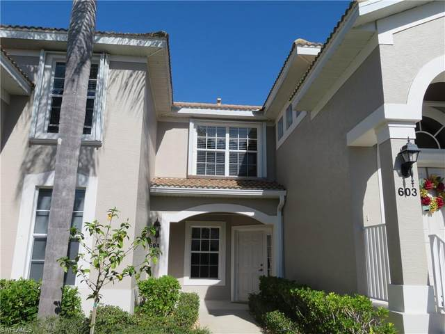 10128 Colonial Country Club Boulevard #604, Fort Myers, FL 33913 (#220014630) :: The Dellatorè Real Estate Group