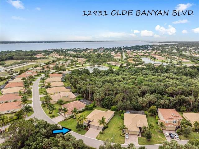 12931 Olde Banyon Boulevard, North Fort Myers, FL 33903 (MLS #220032504) :: Clausen Properties, Inc.