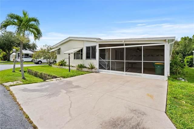 224 Grosbeak Lane, Naples, FL 34114 (MLS #220042972) :: RE/MAX Realty Group