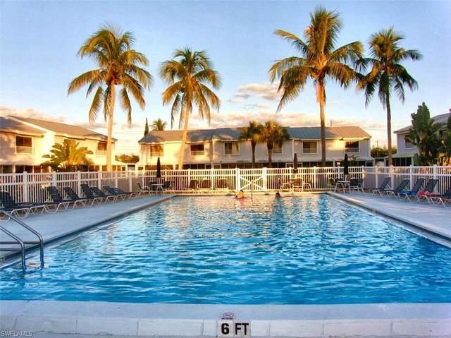 18034 San Carlos Boulevard #106, Fort Myers Beach, FL 33931 (MLS #220046963) :: BonitaFLProperties