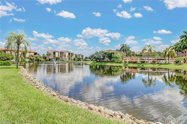 4240 Steamboat Bend #405, Fort Myers, FL 33919 (MLS #220055450) :: Florida Homestar Team