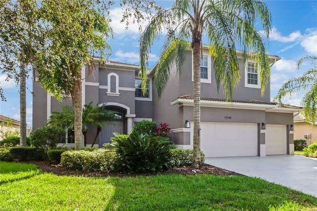 12948 Turtle Cove Trail, North Fort Myers, FL 33903 (MLS #220072100) :: RE/MAX Realty Team