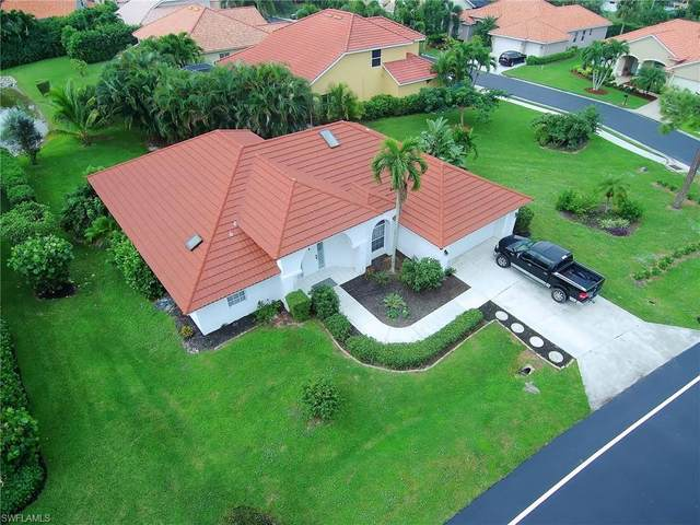 915 Moon Lake Drive, Naples, FL 34104 (MLS #220072421) :: The Naples Beach And Homes Team/MVP Realty