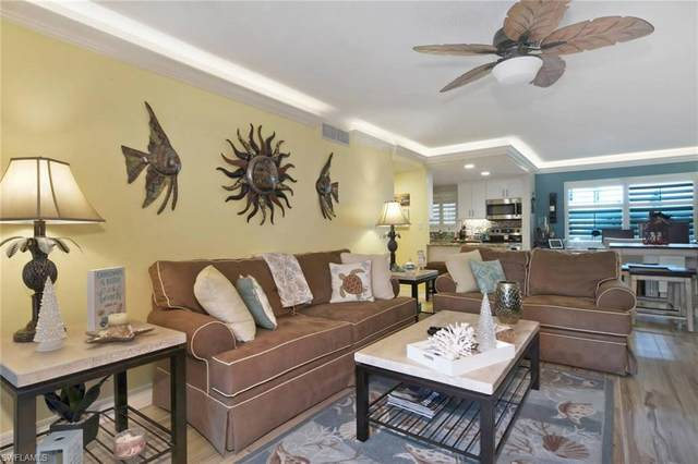 2580 Estero Boulevard #305, Fort Myers Beach, FL 33931 (MLS #220075402) :: RE/MAX Realty Group