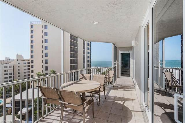 6620 Estero Boulevard #801, Fort Myers Beach, FL 33931 (#221002268) :: We Talk SWFL