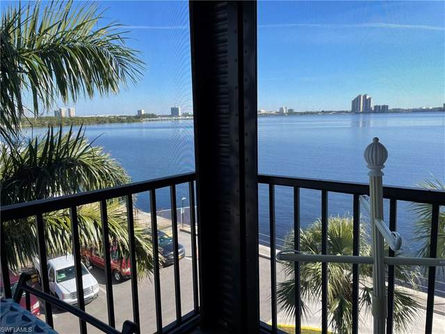 3460 N Key Drive #401, North Fort Myers, FL 33903 (#221003520) :: Vincent Napoleon Luxury Real Estate