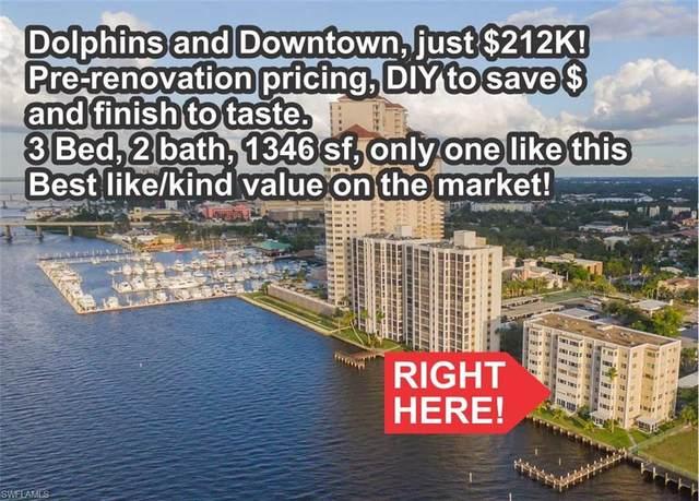 1900 Clifford Street #201, Fort Myers, FL 33901 (MLS #221011803) :: Crimaldi and Associates, LLC