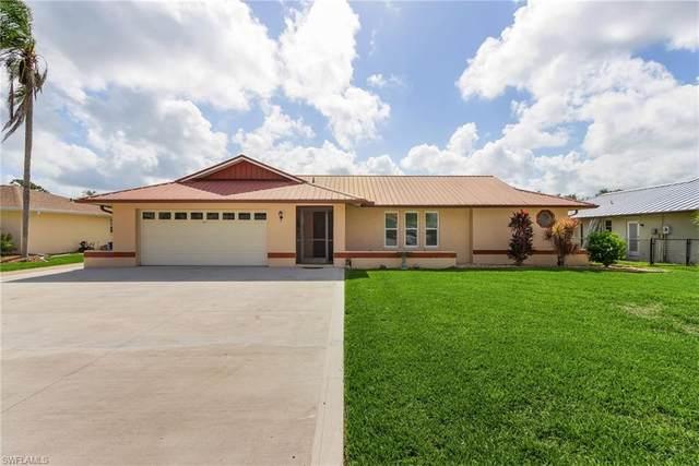 7219 Reymoor Drive, North Fort Myers, FL 33917 (MLS #221038108) :: Team Swanbeck