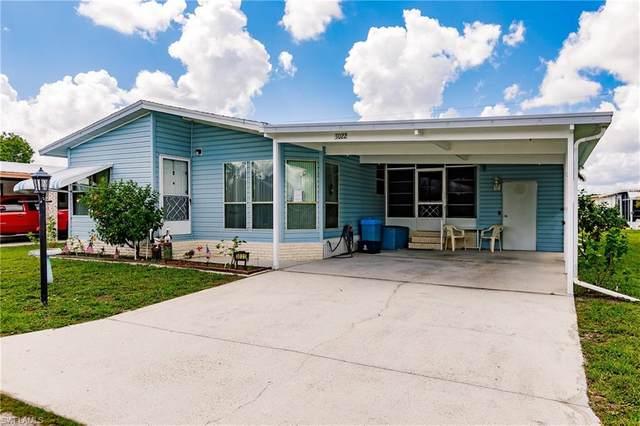 3022 Rain Dance Lane, North Fort Myers, FL 33917 (MLS #221041194) :: Clausen Properties, Inc.