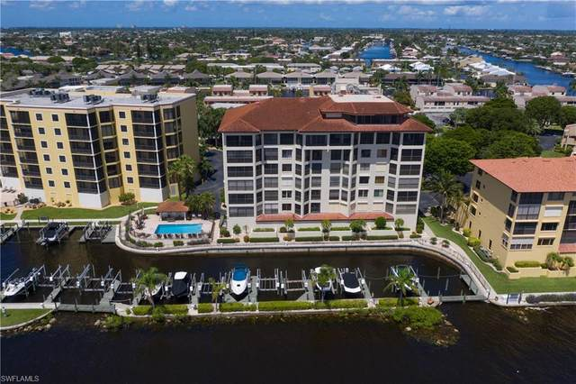 4019 SE 20th Place #203, Cape Coral, FL 33904 (MLS #221050669) :: RE/MAX Realty Group