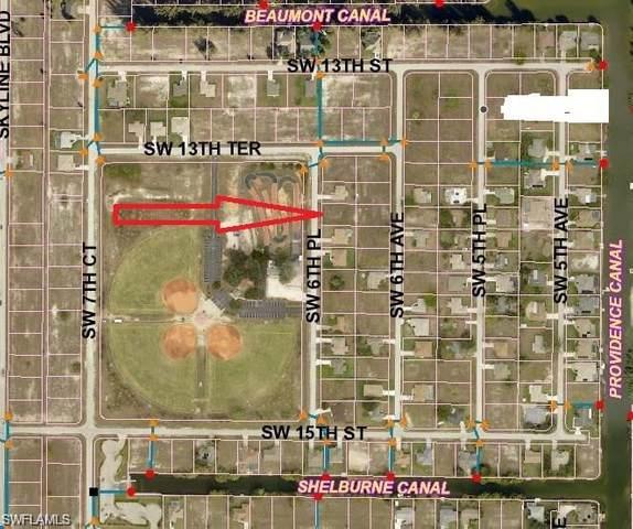 1323 SW 6th Place, Cape Coral, FL 33991 (#215043637) :: Southwest Florida R.E. Group Inc