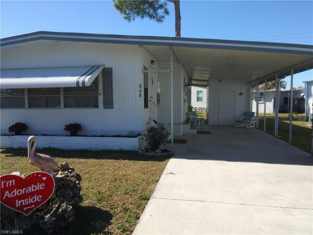 808 Holly Berry Ct, North Fort Myers, FL 33917 (#219002579) :: Southwest Florida R.E. Group Inc