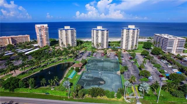 7300 Estero Blvd #808, Fort Myers Beach, FL 33931 (#219083854) :: The Dellatorè Real Estate Group
