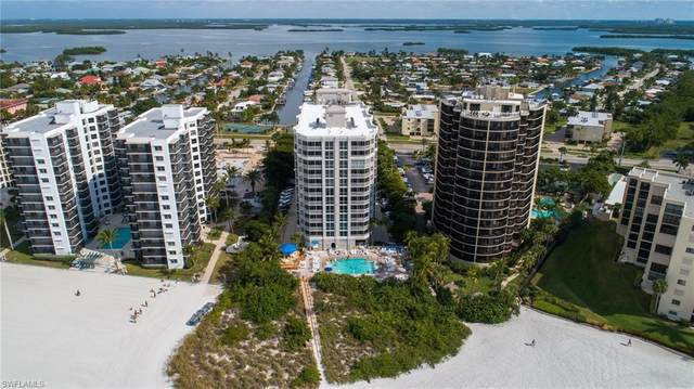 6620 Estero Boulevard #202, Fort Myers Beach, FL 33931 (MLS #220028527) :: The Naples Beach And Homes Team/MVP Realty