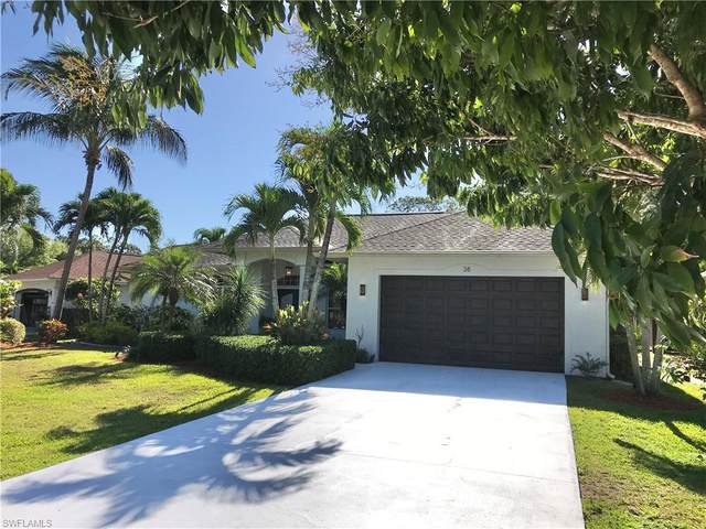 38 Heritage Way, Naples, FL 34110 (MLS #220078760) :: #1 Real Estate Services