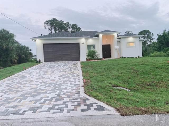 822 Porter Street E, Lehigh Acres, FL 33974 (MLS #221009621) :: Waterfront Realty Group, INC.