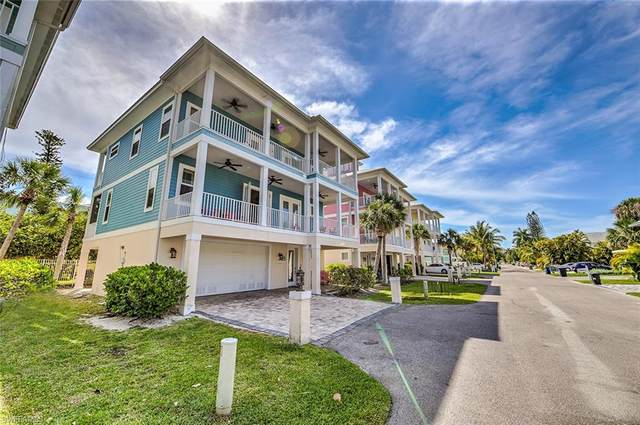 282 Delmar Avenue #282, Fort Myers Beach, FL 33931 (MLS #221020866) :: Team Swanbeck