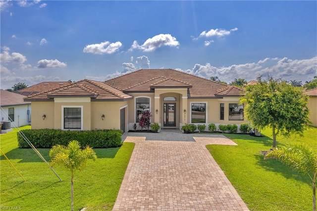 5419 Agualinda Boulevard, Cape Coral, FL 33914 (#221033708) :: Jason Schiering, PA