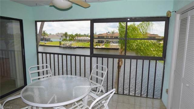 3631 SE 10th Avenue #202, Cape Coral, FL 33904 (MLS #221040169) :: Wentworth Realty Group