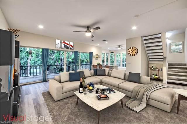 547 N Yachtsman Drive, Sanibel, FL 33957 (MLS #221041973) :: Realty One Group Connections