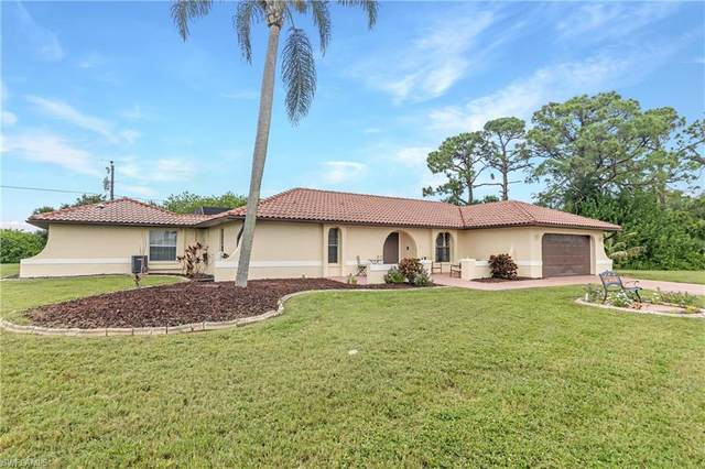 1904 Gardner Avenue, Lehigh Acres, FL 33936 (#221055928) :: Jason Schiering, PA