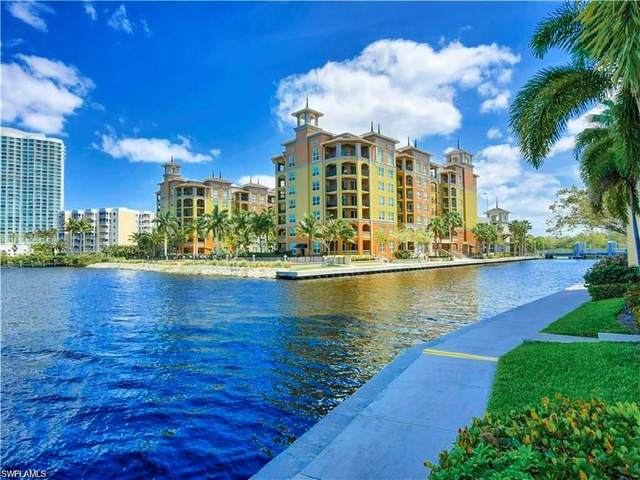 2825 Palm Beach Blvd #420, Fort Myers, FL 33916 (#218031544) :: Caine Premier Properties