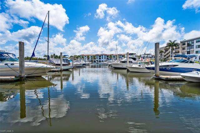 801 River Point Drive 203A, Naples, FL 34102 (MLS #220021777) :: Clausen Properties, Inc.