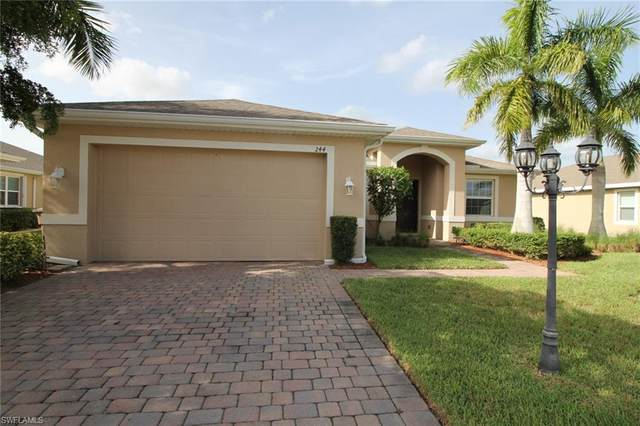 244 Destiny Circle, Cape Coral, FL 33990 (MLS #220033564) :: Florida Homestar Team