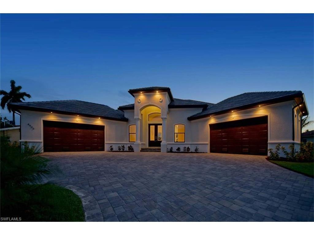 4906 SW 2nd Pl, Cape Coral, FL 33914 (MLS #216008177) :: The New Home Spot, Inc.