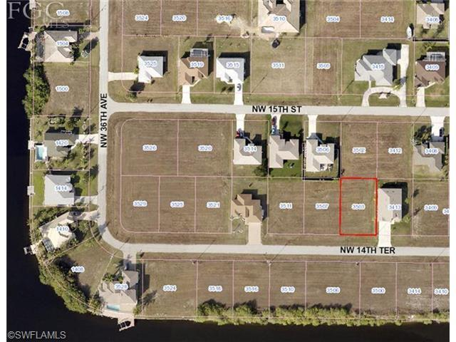 3503 NW 14th Ter, Cape Coral, FL 33993 (MLS #201336477) :: The New Home Spot, Inc.