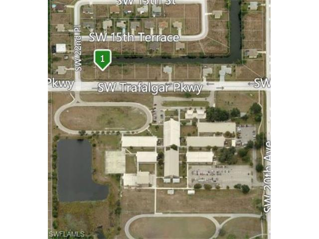 2129 SW Trafalgar Pky, Cape Coral, FL 33991 (#201340796) :: Homes and Land Brokers, Inc