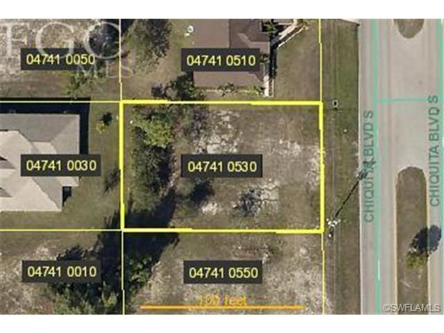 4402 Chiquita Blvd S, Cape Coral, FL 33914 (MLS #201343415) :: The New Home Spot, Inc.