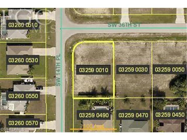 1322 SW 36th St, Cape Coral, FL 33914 (#201343756) :: Homes and Land Brokers, Inc