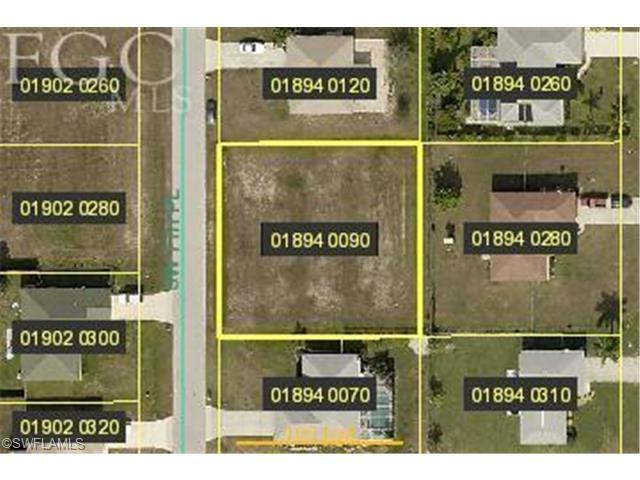 2947 SW 7th Pl, Cape Coral, FL 33914 (#201343761) :: Homes and Land Brokers, Inc