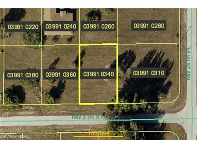 2807 NW 5th St, Cape Coral, FL 33993 (MLS #214003773) :: The New Home Spot, Inc.