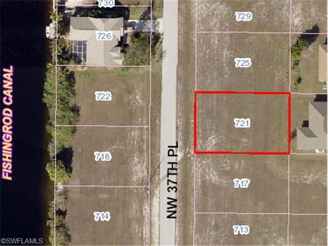 721 NW 37th Pl, Cape Coral, FL 33993 (MLS #214007222) :: The New Home Spot, Inc.